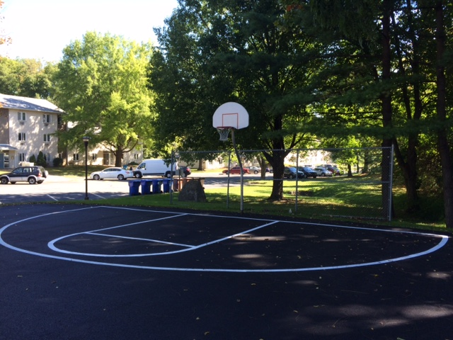 Basketball Court Finance Administration