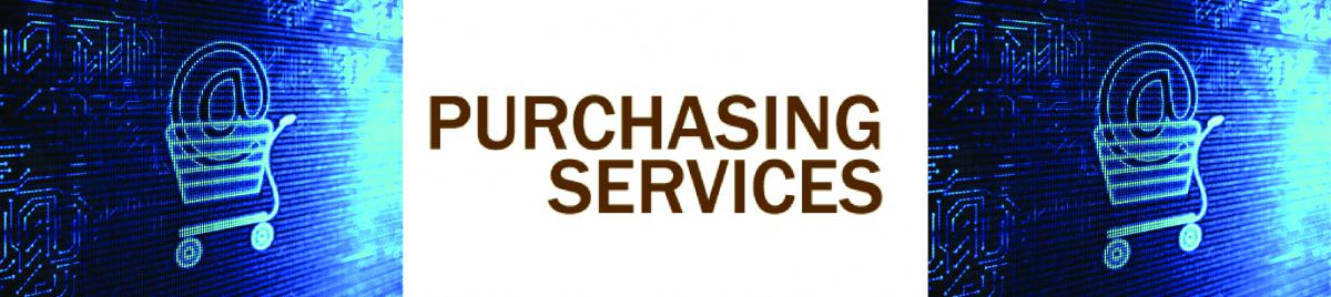 purchasing services finance administration