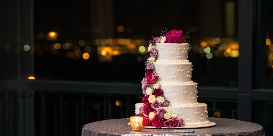 Iacocca Conference Center - Wedding Cake