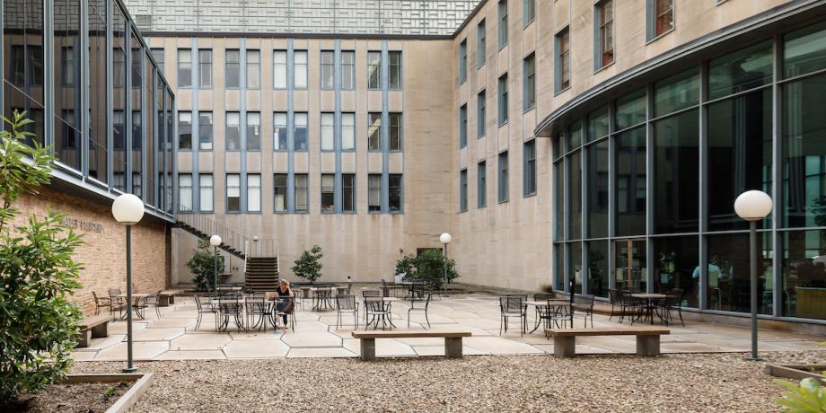Snyder Courtyard